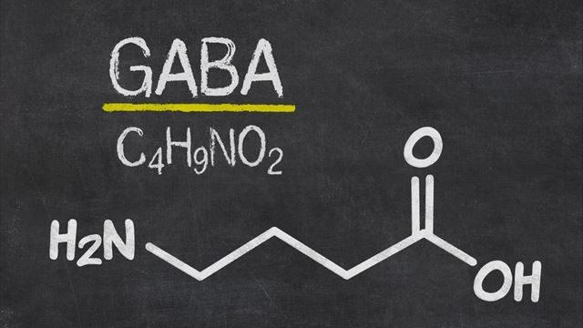 GABAの化学式の画像